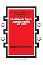 Modern Nigerian Constitutional Law