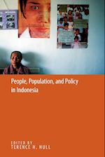 People, Population, and Policy In Indonesia