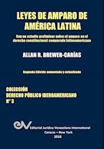 Leyes de Amparo de America Latina. Derecho Comparado