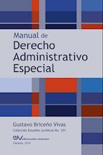 Manual de Derecho Administrativo Especial
