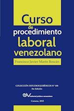 Curso de Procedimiento Laboral Venezolano