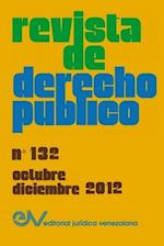 Revista de Derecho Publico (Venezuela), No. 132, Octubre-Diciembre 2012