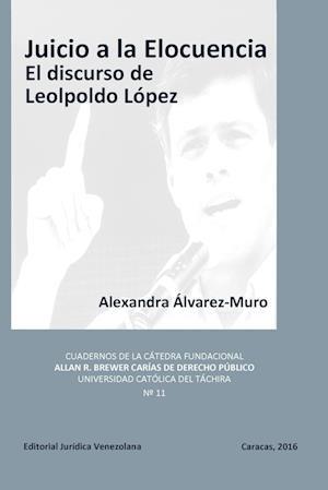 Bog, paperback Juicio a la Elocuencia af Alexandra Alvarez-Muro
