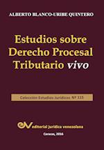 Estudios Sobre Derecho Procesal Tributario Vivo