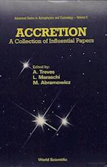Accretion (Advanced Series in Astrophysics and Cosmology Hardcover, nr. 5)
