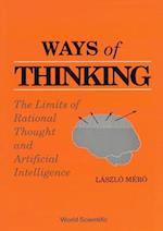 Ways of Thinking af Laszlo Mero, MERO LASZLO