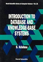Introduction to Database and Knowledge-B (World Scientific Series in Computer Science, nr. 28)