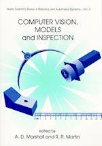 Computer Vision, Models and Inspection (World Scientific Series in Robotics and Automated Systems, nr. 4)