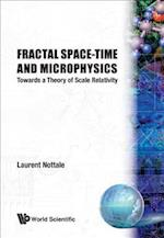 Fractal Space-Time and Microphysics