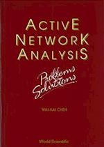 Active Network Analysis - Problems and Solutions