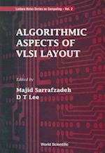Algorithmic Aspects of VLSI Layout (Lecture Notes Series on Computing, nr. 2)