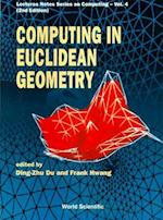 Computing in Euclidean Geometry (2nd Edition) (WORLD SCIENTIFIC LECTURE NOTES IN PHYSICS, nr. 4)