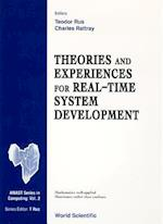 Theories and Experiences for Real-Time S (Amast Series in Computing, nr. 2)