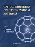 Optical Properties of Low-Dimensional Ma