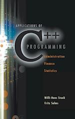 Applications of C++ Programming
