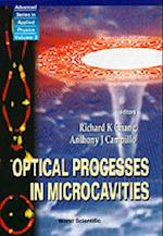 Optical Processes in Microcavities (ADVANCED SERIES IN APPLIED PHYSICS, nr. 3)