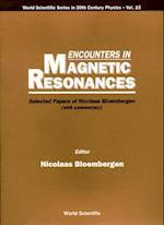 Encounters in Magnetic Resonances (Series on Optimization, nr. 15)