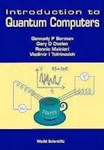 Introduction To Quantum Computers