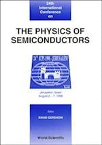 Physics of Semiconductors, the - Proceedings of the 24th International Conference [With CDROM]