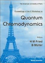 Quantum Chromodynamics (High Energy Physics)