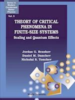 Theory of Critical Phenomena in Finite-Size Systems (Series in Modern Condensed Matter Physics, nr. 9)