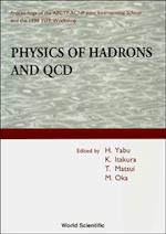 Physics of Hadrons and QCD