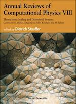 Annual Reviews of Computational Physics VIII (Annual Reviews Of Computational Physics, nr. 8)