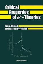 Critical Properties of Phi4- Theories