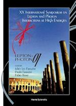 Lepton-Photon 01 - Proceedings of the XX International Symposium on Lepton and Photon Interactions at High Energies