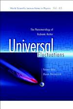 Universal Fluctuations (WORLD SCIENTIFIC LECTURE NOTES IN PHYSICS, nr. 65)
