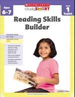 Reading Skills Builder (Scholastic Study Smart)