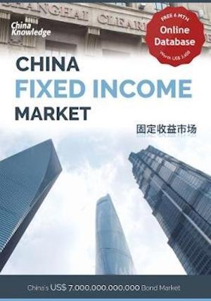Bog, hardback China Fixed Income Market af Charles Chaw