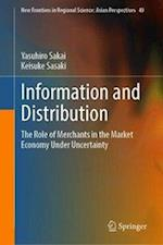 Information Transmission and Distribution Systems (New Frontiers in Regional Science Asian Perspectives, nr. 42)