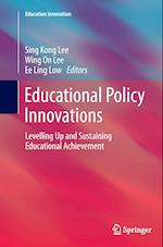 Educational Policy Innovations (Education Innovation Series)
