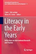 Literacy in the Early Years (International Perspectives on Early Childhood Education and Development, nr. 17)