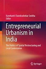 Entrepreneurial Urbanism in India