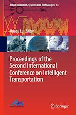 Proceedings of the Second International Conference on Intelligent Transportation (Smart Innovation, Systems and Technologies, nr. 53)