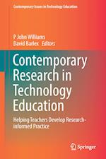 Contemporary Research in Technology Education (Contemporary Issues in Technology Education)