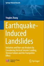 Earthquake-Induced Landslides (Springer Natural Hazards)