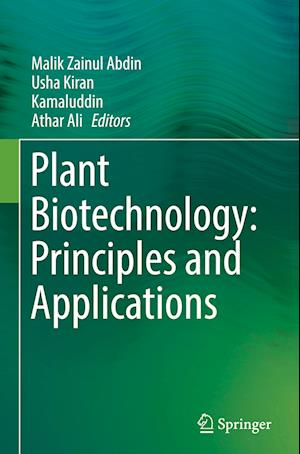 Bog, hardback Plant Biotechnology: Principles and Applications af M. Kamaluddin