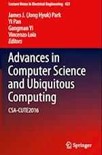 Advances in Computer Science and Ubiquitous Computing (Lecture Notes in Electrical Engineering, nr. 421)