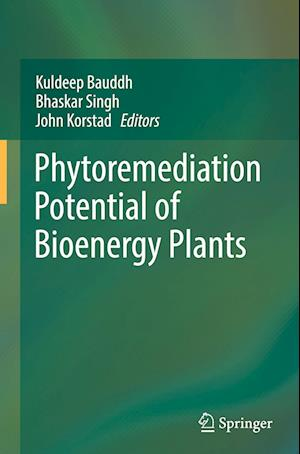 Bog, hardback Phytoremediation Potential of Bioenergy Plants af Kuldeep Bauddh