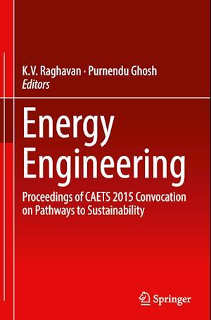 Bog, hardback Energy Engineering af K. V. Raghavan