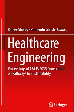 Bog, hardback Healthcare Engineering af Rajeev Shorey