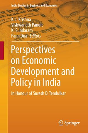 Bog, hardback Perspectives on Economic Development and Policy in India : In Honour of Suresh D. Tendulkar