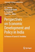 Perspectives on Economic Development and Policy in India (India Studies in Business and Economics)