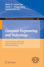 Computer Engineering and Technology (Communications in Computer and Information Science, nr. 666)