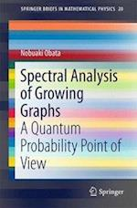 Spectral Analysis of Growing Graphs : A Quantum Probability Point of View