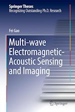 Multi-wave Electromagnetic-Acoustic Sensing and Imaging af Fei Gao
