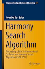 Harmony Search Algorithm (Advances in Intelligent Systems and Computing, nr. 514)